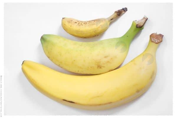 different Banana