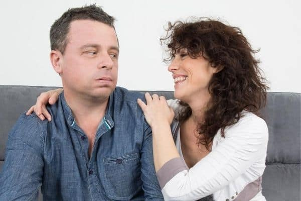 Why did my partner act so weird after the blowjob? 3