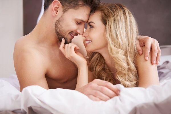 7 Best position for your partner that helps them to watch you during a blowjob 2